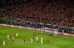 Real Madrid vs Atltico (Real Madrid CF) Tags: italy milan football soccer ita sansiro uefachampionsleague clubsoccer sansirostadium soccercompetition uefachampionsleaguefinal