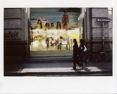 Milano (Valt3r Rav3ra - DEVOted!) Tags: street people film fuji milano streetphotography persone vetrina colori instax perstrada analogico instantfilm urbanvisions visioniurbane valt3r valterravera fujiinstaxwide300