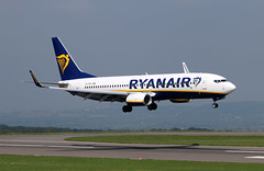 Photo of EI-FOV Boeing 737-8AS, Ryanair, Bristol Lulsgate, Somerset