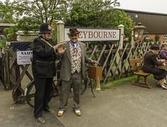 _LC24123 (Man with a Hat) Tags: northnorfolkrailway dadsarmy weybourne nnr