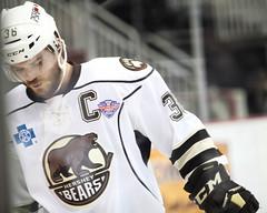 Garrett Mitchell (hartmantori) Tags: hockey bears den caps hershey ahl defend hersheybears washingtoncapitals hersheybearshockey