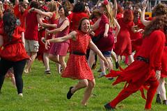 Heathcliff, it's me, Cathy (McTumshie) Tags: england london dance dancing unitedkingdom performance katebush lambeth brockwellpark wutheringheights londonist lambethcountryfair shambush shambush dayofwuthering 16july2016