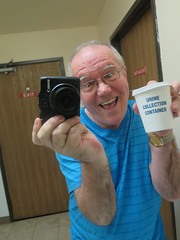 July 21, 2016 (361/365+3) (gaymay) Tags: california desert gay love palmsprings labs cup camera inside