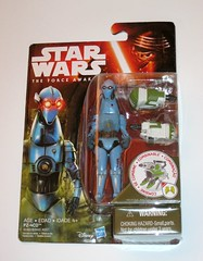 star wars the force awakens pz-4co build a weapon forest mission basic action figure wave 2 hasbro 2015 mosc 2a (tjparkside) Tags: tfa sw star wars pz4co resistance base control room droid droids tactical data communications support basic action figure figures wave 2 baw build weapon force awakens hasbro 2015 kylo ren disney forest mission ep episode 7 seven vii lightsaber goss toowers