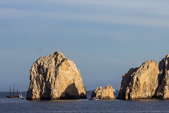 caboIMG_8873-pirates (woodsongsphoto) Tags: beach beaches rock rockformations rockformation formation formations mexico mexican ocean oceans sea seas water wave waves nature natural light stone stones cabo cabos cabosanlucas explore exploring adventure adventuring travel travelling traveling tourist tour sightseeing sight see boat boats sky cloud clouds sharp blue sunset sunsets seascape