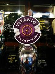Titanic Plum Porter (DarloRich2009) Tags: titanicbrewery titanic titanicplumporter plumporter porter beer ale camra campaignforrealale realale bitter handpull brewery hand pull