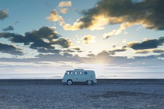 Come and make yourself at home (CY2010) Tags: getaway coast beach splitty bus vanlife cloudporn clouds love wilderness adventure wanderlust retro classic kombi bulli splitscreen camper volkswagen vw cy2010