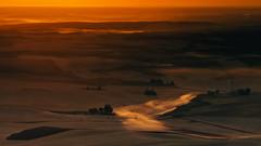 Before The Dust Settles (Pedalhead'71) Tags: steptoe washington palouse landscape butte sunset hills dust unitedstates us