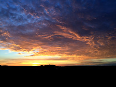2 Minutes Before Sunrise (northern_nights) Tags: sunrise firesky redsky clouds cheyenne wyoming 100v10f