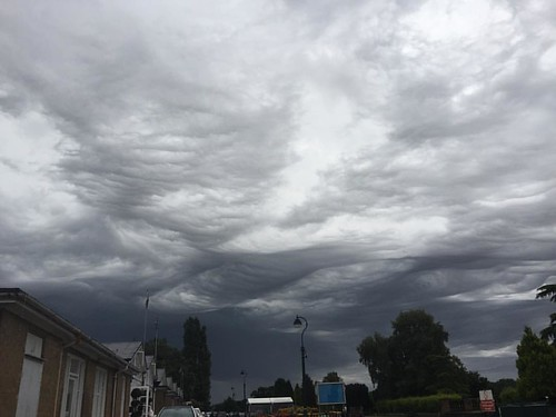 Awesome cloud formation #cloud #cloudporn #weather @wicksteedpark #wicksteed #kettering #northamptonshire