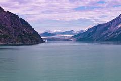 Crown Princess cruise ship in Glacier Bay (Paul G Howcroft) Tags: crown princess glacierbay alaska usa america mountains ice snow sea water blue cold
