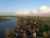 Holysloot Waterland (2) (de kist) Tags: netherlands die aerial waterland holysloot holysloter