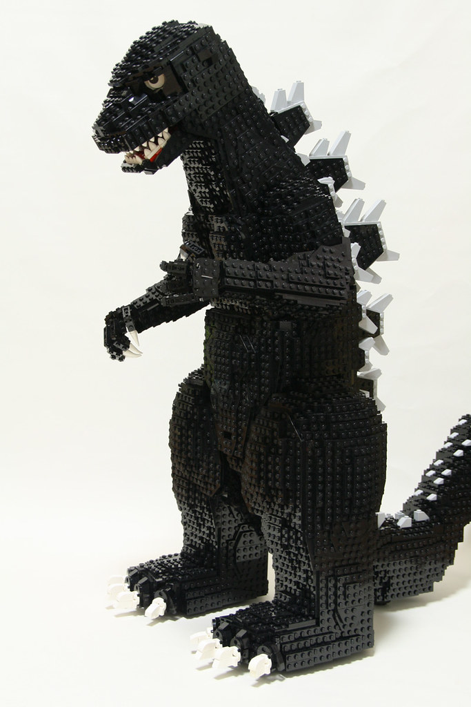 The World S Best Photos Of Godzilla And Moc Flickr Hive Mind