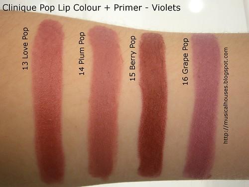 Lip Colour + Primer by Clinique #14