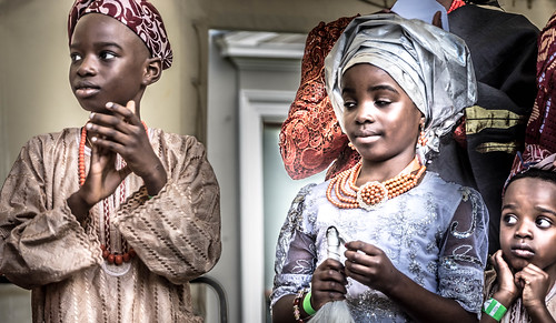 THE BEST DRESSED PEOPLE AT AFRICA DAY 2015 [FARMLEIGH HOUSE IN DUBLIN] REF-104484