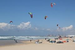 Ashdod (eyal peleg) Tags: sea beach kitesurfing ashdod