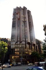 TORRE URQUINAONA (Yeagov_Cat) Tags: barcelona arquitectura torre catalunya 2015 urquinaona 196870 19681970 torreurquinaona plaçaurquinaona carrerrogerdellúria antoniboneticastellana plaçadurquinaona carrerderogerllúria