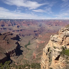 Grand Canyon, Bright Angel Canyon (elkit) Tags: grandcanyon southrim rimtrail brightangelcanyon