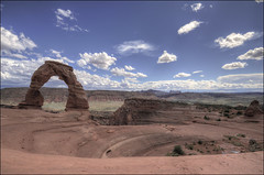 Delicate Arch - Arches National Park (helikesto-rec) Tags: park utah arch archesnationalpark delicatearch