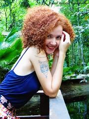IMG_8169 (Karol Arruda Fotografia) Tags: red flores green nature smile tattoo hair ensaio photo natureza mulher flor felicidade curly there hippie beleza sorriso arvore menina ruiva vibration tatuagem tattos ruivos cachos ruivas sardas florwer goodvibe lottus