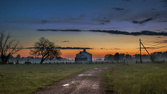 Craig House Sunset 1 2016-05-13 (adamcohen22385) Tags: sunset monmouth