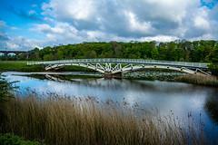 Dutton Horse Bridge (Si Bart) Tags: bridge river weaver dutton hourse