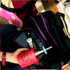 it just is. (oostumbleineoo) Tags: above sadness packing crying backpack gathering soda fighting disarray pillbottle drinkcozy almostleaving