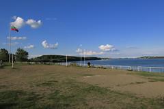 Vidin - Baba Vida beach at Danube River (lyura183) Tags: beach river bulgaria danube donau vidin