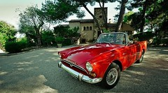 picoftheday #photooftheday #red #sunbeam #tiger #sports... (axel.arbl) Tags: old red ford sports car tiger voiture alpine 1967 sunbeam 1964 roadster photooftheday picoftheday nikond7000 uploaded:by=flickstagram axelarbl instagram:photo=12233697490532243332216059524