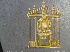 Igreja (tibau1) Tags: portugal church iglesia porto igreja desenho trao