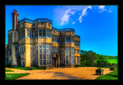 Astley Hall (Kevin From Manchester) Tags: england architecture northwest outdoor colorfull lancashire chorley hdr 15thcentury canon1855mm astleyhall kevinwalker canon1100d gradeilistedhistorichouse