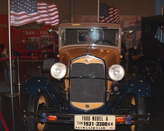1931 FORD Model A ( 3300 cc ) (Prayitno / Thank you for (10 millions +) views) Tags: auto classic ford car museum 1931 indonesia java model automobile indoor east transportation restoration jawa batu timur a angkut konomark