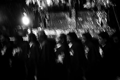 MyTubeNYC (MyTubeNYC ( Gediminas Jankevicius )) Tags: street city nyc portrait people urban bw newyork man motion blur monochrome mono photo noir candid streetphotography noise blackwhitephotos mytubenyc gediminasjankevicius