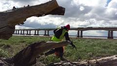 Monmouthshire Clean Coasts April 2016 (Keep Wales Tidy) Tags: marine volunteers foreshore caldicot sudbrook litterpick