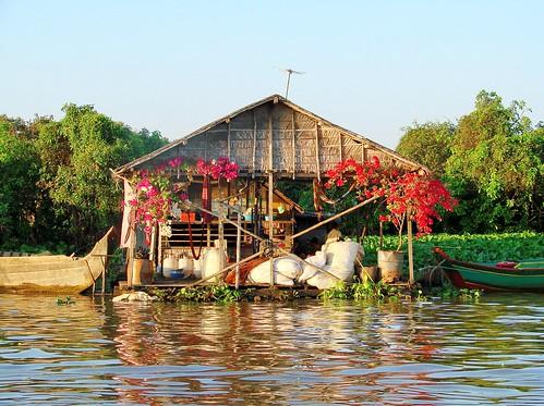 lac tonle sap - cambodge 2007 35