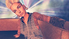 club (([ css c ]) ) Tags: secondlife androgynous lgbtq lgbt loveyourself