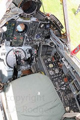 F106A Cockpit (TF102A) Tags: aircraft aviation cockpit f106 deltadart