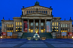Konzerthaus Berlin (in explore) (RiKo2930) Tags: berlin gendarmenmarkt konzrthaus