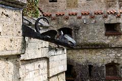 Visite du Chteau de Lichtenstein - Belle gargouille dragon (ichael C.) Tags: castle monument nature de dragon du chateau chteau gargouille visite lichtenstein balade randonne 20160430