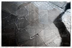 City evolution (mexou) Tags: shadow foot demolition excavation buildinglot