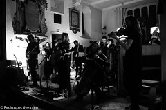Gill Sandell (redrospective) Tags: music london photography concert guitar live gig band cello instruments 2016 mrsh musicphotography stpancrasoldchurch tedbarnes electroacousticguitar annajenkins gillsandell theredclayhalo josilverston may2016 20160518