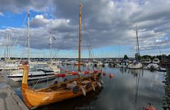 Viking Plym (Markoliini) Tags: sea sky boat nikon himmel tamron meri bt havet vene 1530 taivas d800e