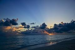 A new day starting in Cuba (Antonio Cinotti ) Tags: sea beach latinamerica clouds sunrise dawn nikon nuvole mare alba cuba spiaggia cayosantamaria d7100 melialasdunas caraibicsea nikon1685 nikond7100