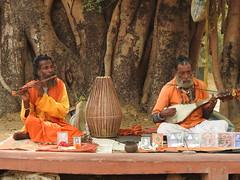 Baul singers (kaushb) Tags: baul santiniketan