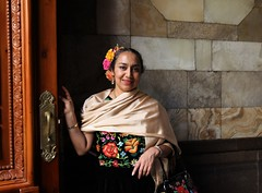 Mayra Srbulo (In Explore) (Jos Lira) Tags: mxico oaxaca mayra actriz srbulo