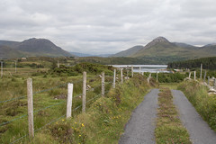 Connemara view (arripay) Tags: road park ireland green galway diamond national connemara lane beg dawros