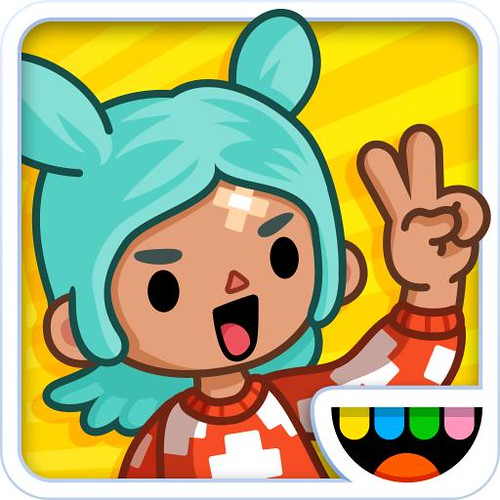 Toca Life City Education image