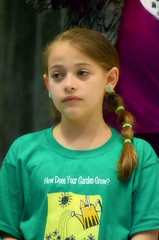 2016-04-07 (64) Fred D ES 2nd grade show (How Does Your Garden Grow) evening (JLeeFleenor) Tags: photos photography virginia va leesburg loudouncounty frederickdouglass elementaryschool twins inside indoors youthactivities youth skit