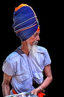 India - Punjab - Amritsar - Golden Temple - Sikh - 464d