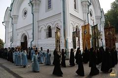 02. Meeting of the Svyatogorsk Icon of the Mother of God / Встреча Святогорской иконы в Лавре